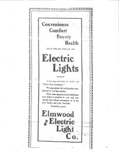 electric ad